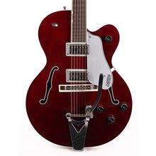 Gretsch G6119T-ET Players Edition Tennessee Rose Electrotone Dark Cherry Stain