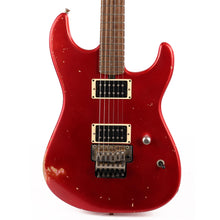 Friedman Cali Aged Relic Red Guitar 2021