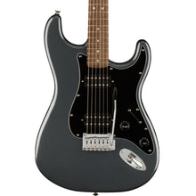Squier Affinity Series Stratocaster HH Charcoal Frost Metallic