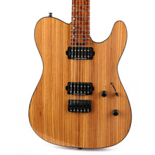 ESP USA TE-II Zebrawood Limited Edition Natural Used