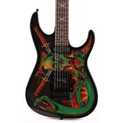 ESP George Lynch Skull and Snakes Signature Guitar 2021