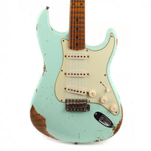 Fender Custom Shop NoNeck 50s Stratocaster Music Zoo Exclusive Heavy Relic Surf Green 2020