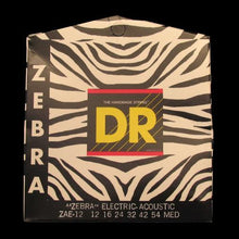 DR Zebra Acoustic Strings (Medium 12-54)