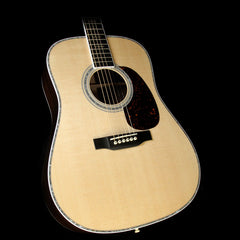 Martin D-41 Dreadnought East Indian Rosewood Acoustic Guitar Natural