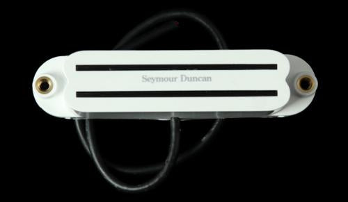 Seymour Duncan SHR-1n Hot Rails Neck Pickup (White)
