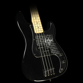 Fender Roger Waters Signature Precision Bass Guitar Black