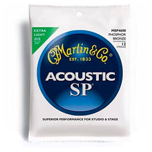 Martin SP Phosphor Bronze Acoustic 12-Strings (Extra Light 10-47)