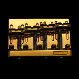 All Parts Gotoh Bass Bridge (Gold)