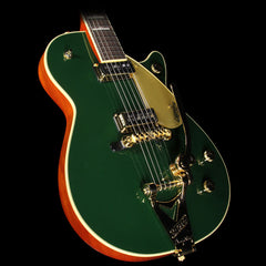 Gretsch G6128TCG Duo Jet Electric Guitar Cadillac Green