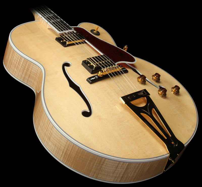 Used 2014 Gibson Custom Shop Super 400 CES Electric Guitar Natural 11784001