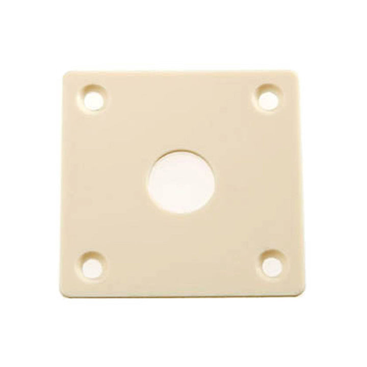 Gibson Historic Spec Output Jack Plate Cream PRJP-059