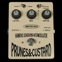 Crowther Audio Prunes & Custard Pedal