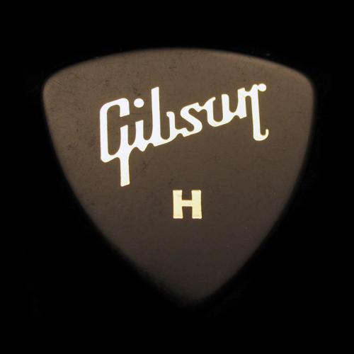 Gibson Wedge Style Picks (Heavy)