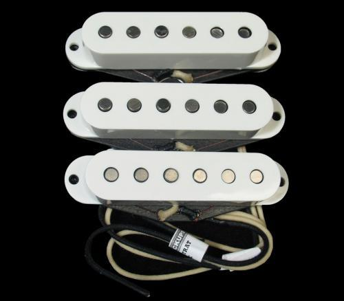 Lindy Fralin Blues Special Strat Pickup Set (Base Plate)