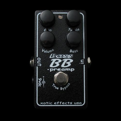 Xotic Effects Bass BB Preamp Pedal