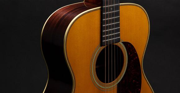 Martin 1937 28-Style Authentic Collection