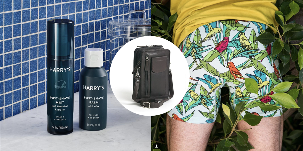 @harrys Small Travel Pack @meundies