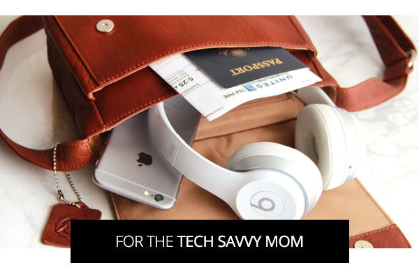 for the tech savvy mom