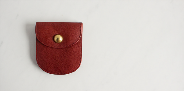 RFID Belt Snap Wallet