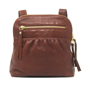 Becca Zip Top Crossbody