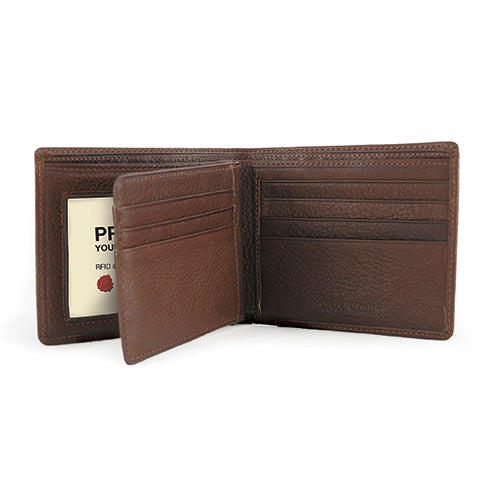 RFID Extra Page BillFold Wallet