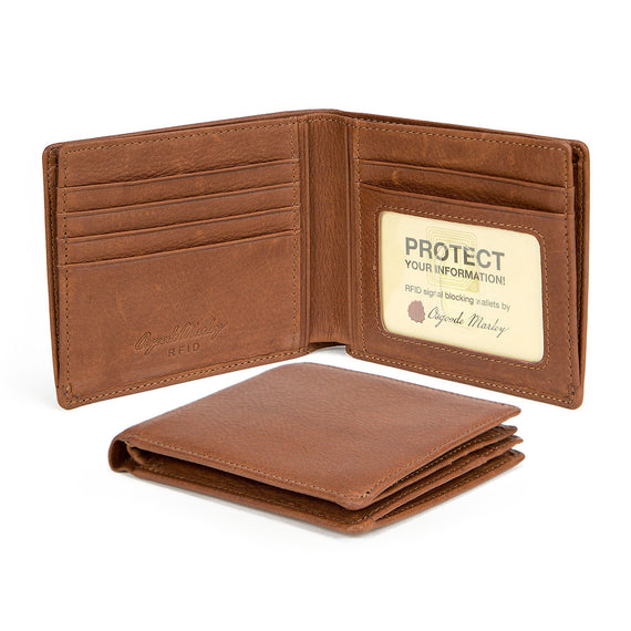 RFID 15 Card Pocket Billfold
