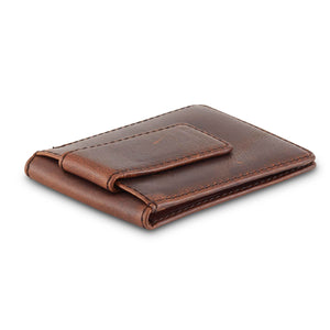 RFID Magnetic Money Clip Wallet