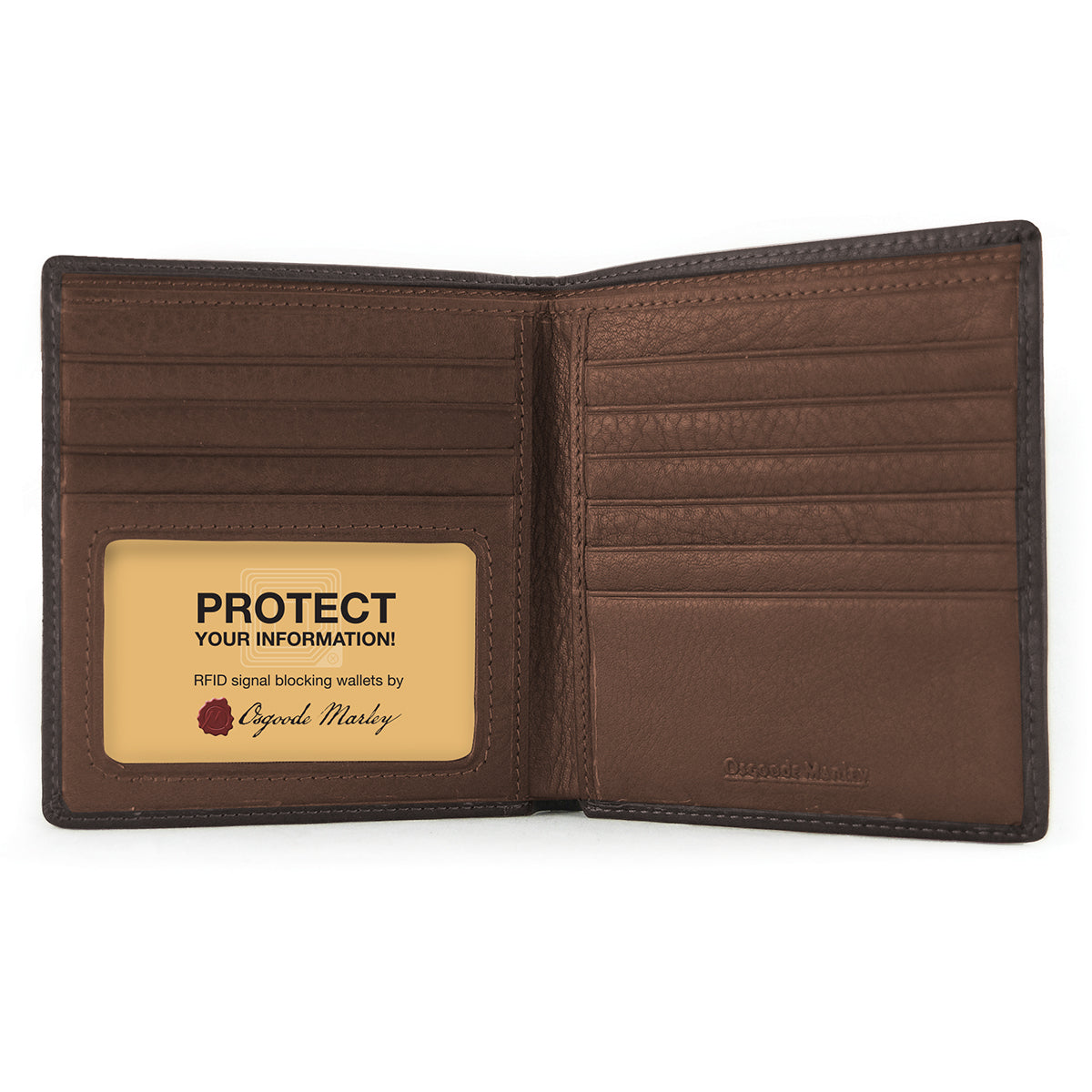 RFID ID Hipster Wallet
