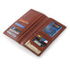 RFID Coat Pocket Wallet Whiskey