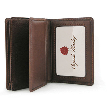Extra Page Card Case with ID