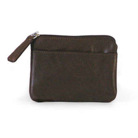 Zip Top Purse with Hide-a-Key