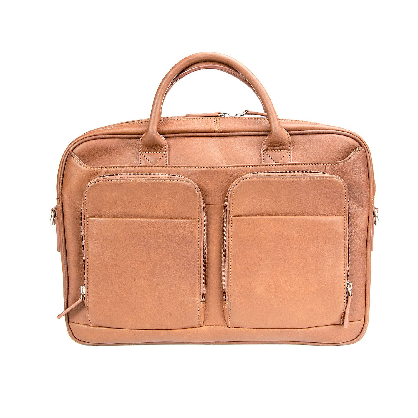 Daniel Double Pocket Briefcase