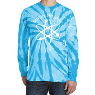 Science Olympiad Atom Long Sleeve Tee