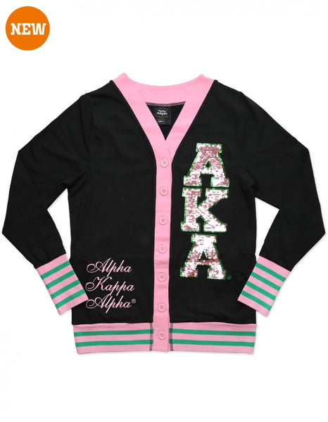 AKA Cardigan Lightweight Black