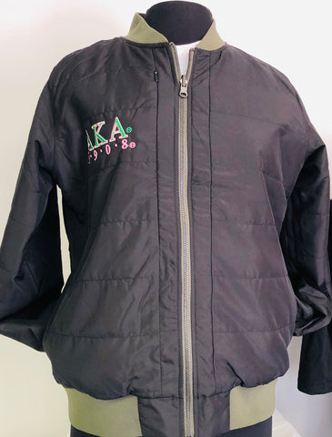 AKA Bomber Jacket - Reversible