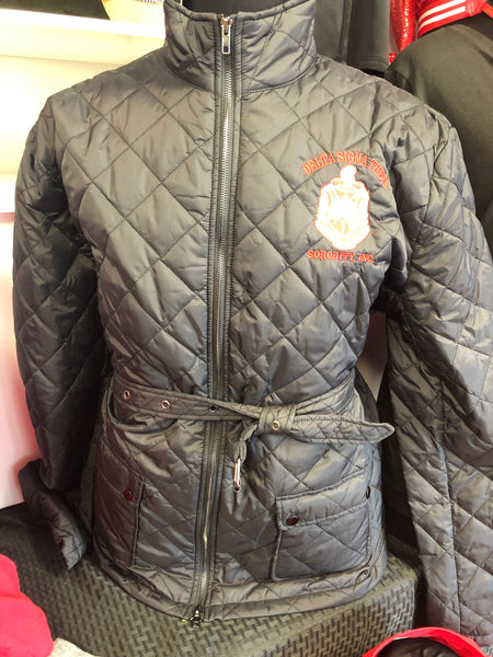 Delta Jacket Quilted