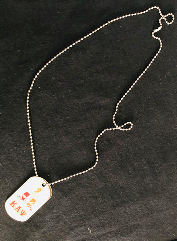 Kappa Dog Tags