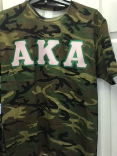 AKA CSU Custom TEE Shirt