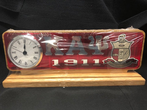 Kappa Desk Clock