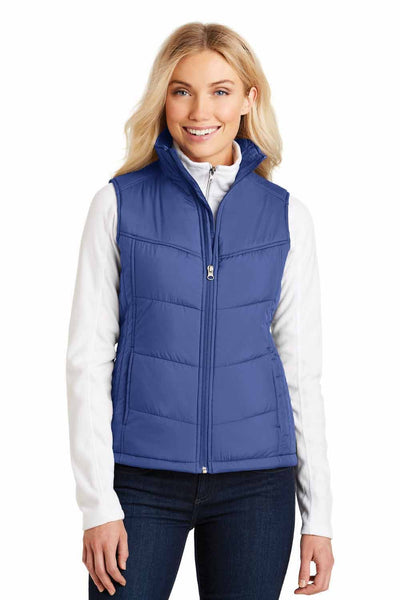 Wedgewood Middle Schools Ladies'  or Men's Puffy Vest Embroidered