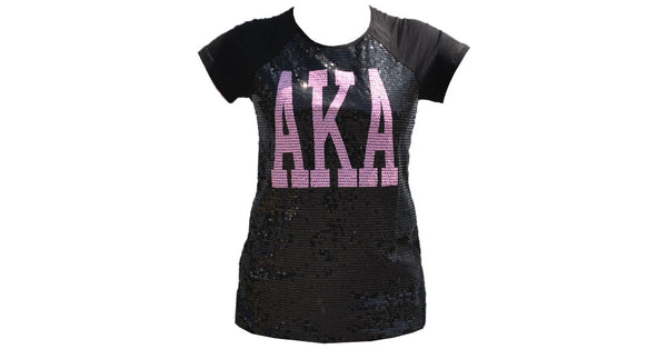 Alpha Kappa Alpha Sequence Tee