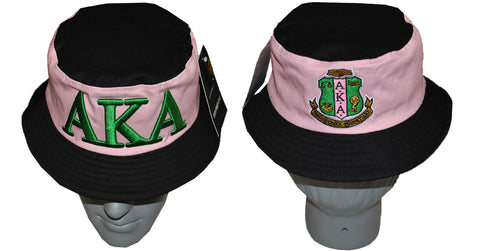 AKA Hat Bucket Black