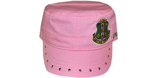 AKA Hat Captain Pink