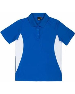 Wedgewood Middle School Ladies Drifit Polo Embroidered