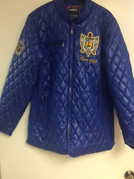 Sigma Gamma Rho Bubble Coat