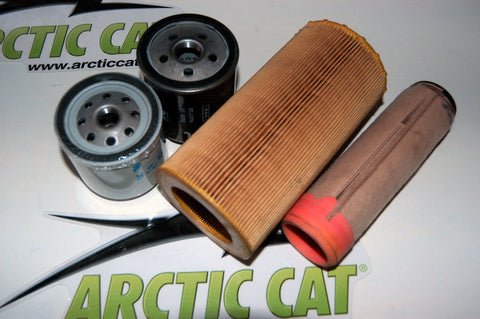 ARCTIC CAT 700 DIESEL ATV FILTER Service Kit
