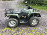 Arctic Cat 425i ATV, 2012, FSH, Low mileage