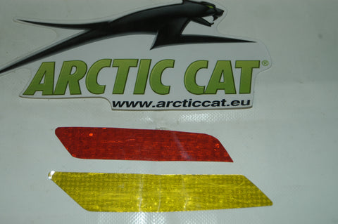 Arctic Cat 700 Diesel Replacement Warning Decals