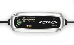 CTEK MXS 3.8 - 12V 3.8A - 7 stage Multi Smart Charger