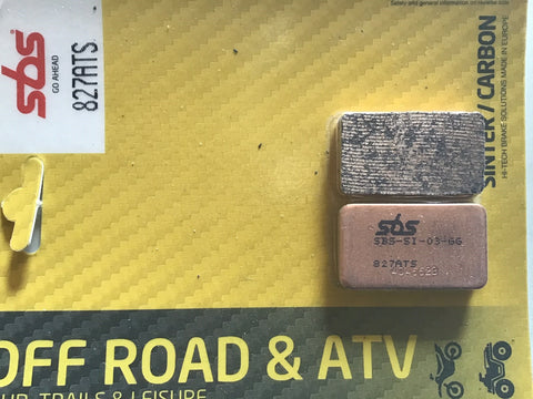 Arctic Cat park brake pads